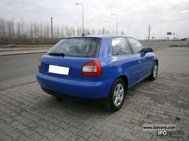 2002 audi a3 ksi ka serwisowa car photo and specs. Black Bedroom Furniture Sets. Home Design Ideas