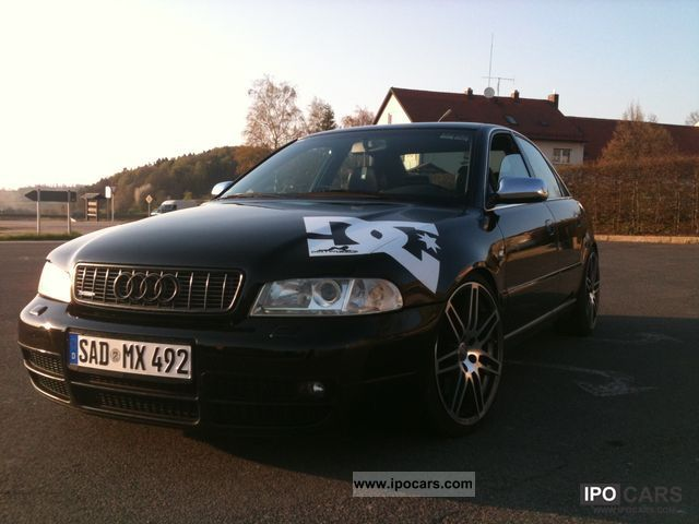 1999 Audi  A4 S4 facelift LPG Limousine Used vehicle photo