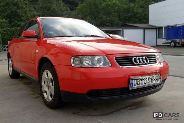 2000 audi a3 2001 model lpg car photo and specs. Black Bedroom Furniture Sets. Home Design Ideas