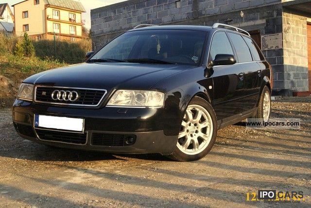 2001 Audi  a6 WEHIKUŁ Czasu sprzedam lub zamienie Estate Car Used vehicle photo