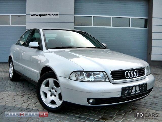 1999 Audi  A4 SERWISOWANA GWARANCJA!! Limousine Used vehicle photo