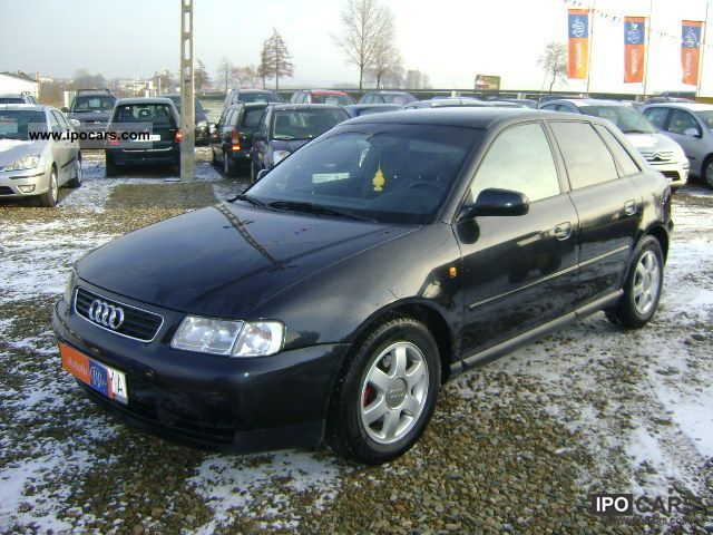 2000 audi a3 1 9 tdi diesel car photo and specs. Black Bedroom Furniture Sets. Home Design Ideas
