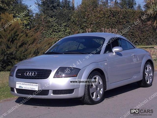2000 audi tt coupe 1 8 t quattro cat 20v 225 cv car. Black Bedroom Furniture Sets. Home Design Ideas