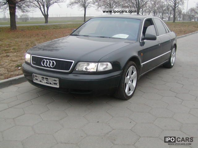 1997 audi a8 car photo and specs. Black Bedroom Furniture Sets. Home Design Ideas