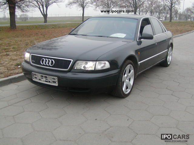 1997 Audi  A8 Limousine Used vehicle photo