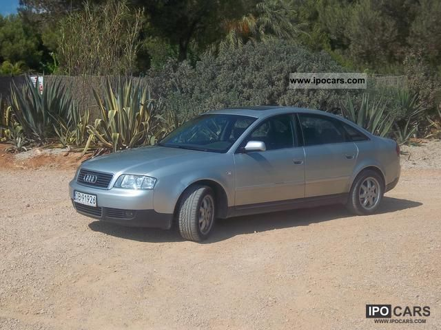 2001 Audi  A6 MULTITRONIC 2001/02 Limousine Used vehicle photo