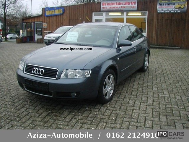 Audi  A4 2.0 2000 Liquefied Petroleum Gas Cars (LPG, GPL, propane) photo