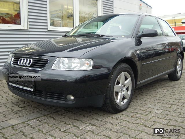 2002 audi a3 1 9 tdi ambition 6 speed 130 hp winter tires car photo and specs. Black Bedroom Furniture Sets. Home Design Ideas