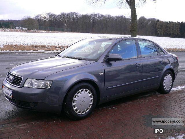 2002 Audi  A4 2.0 sedan. Limousine Used vehicle photo