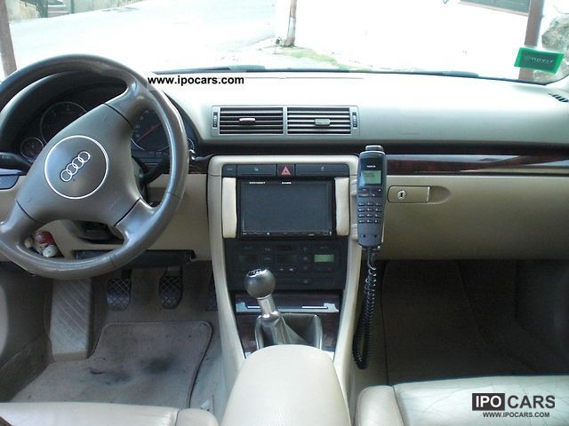 2003 audi a4 2 5 v6 tdi car photo and specs. Black Bedroom Furniture Sets. Home Design Ideas