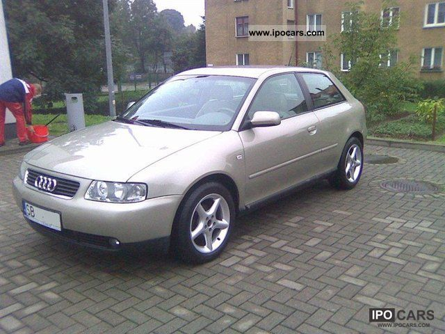 2002 audi a3 attraction car photo and specs. Black Bedroom Furniture Sets. Home Design Ideas