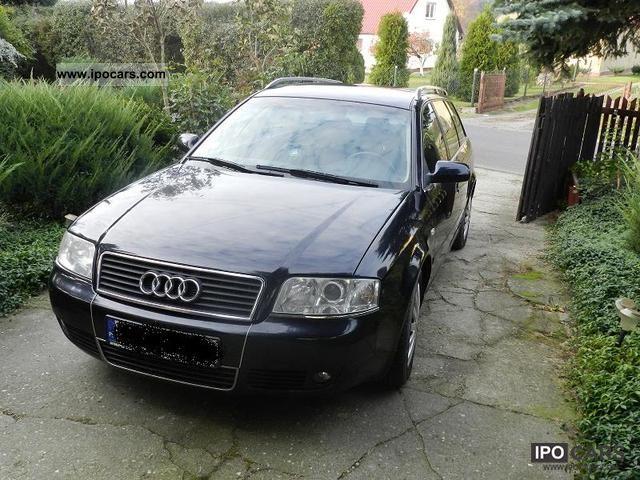 2002 Audi  A6 - auto wygodne Estate Car Used vehicle photo