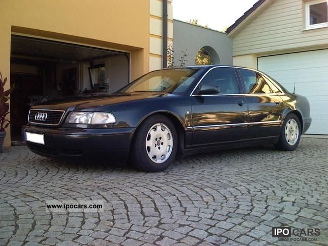 1997 Audi A8 3 7 Quattro Car Photo And Specs