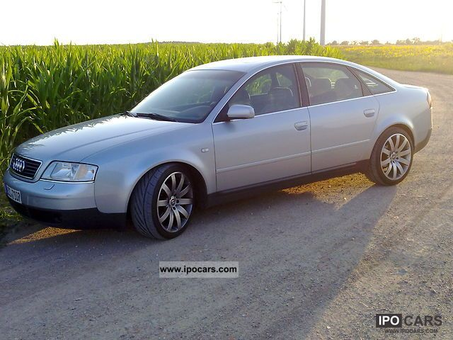 1998 Audi  A6 Xenon, sunroof, 1 owner, climate Limousine Used vehicle photo