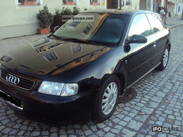 2000 Audi  A3 S3 is worth a look!! Small Car Used vehicle photo