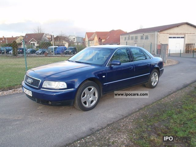 2000 Audi A8 2.5 TDI Limousine Used vehicle photo