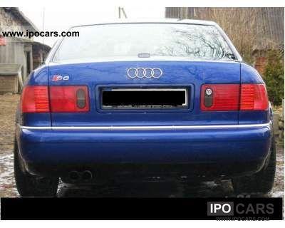 Audi  S8 2000 Liquefied Petroleum Gas Cars (LPG, GPL, propane) photo