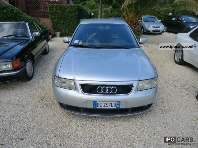 1999 Audi  A3 S3 Limousine Used vehicle photo
