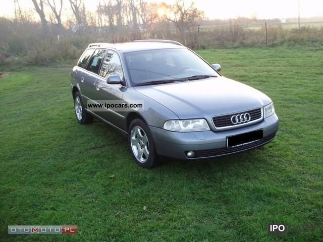 2001 Audi  NAVI XENON A4 TDI Estate Car Used vehicle photo