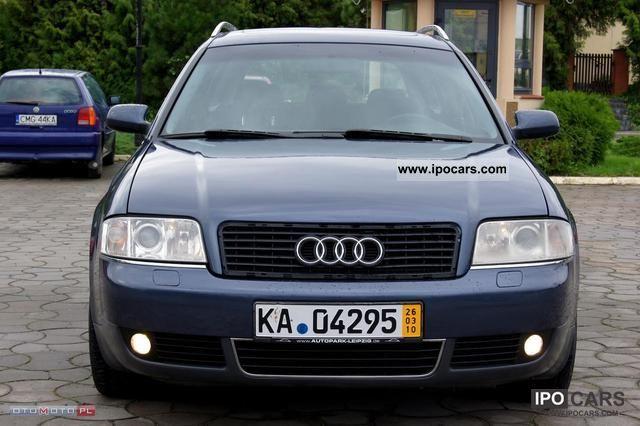 2002 Audi  A6 Xenon Navi Plus Szyber roof Estate Car Used vehicle photo