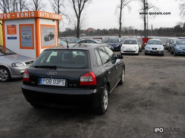 2001 audi a3 tdi car photo and specs. Black Bedroom Furniture Sets. Home Design Ideas