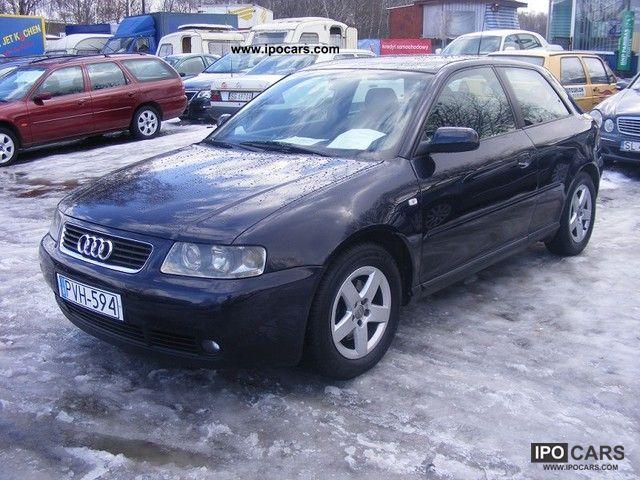 2002 Audi  A3 1.9 TDI 110 KM 2003 Other Used vehicle photo
