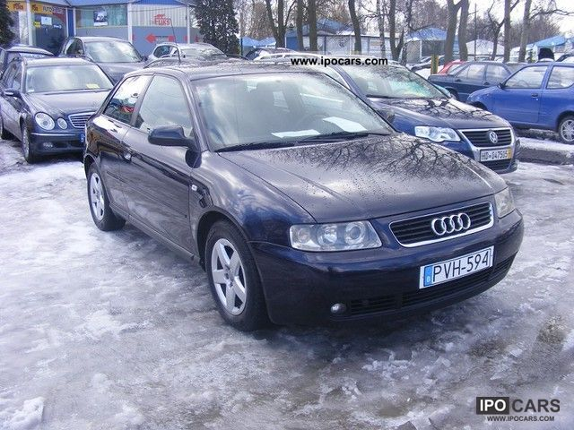 2002 audi a3 1 9 tdi 110 km 2003 car photo and specs. Black Bedroom Furniture Sets. Home Design Ideas