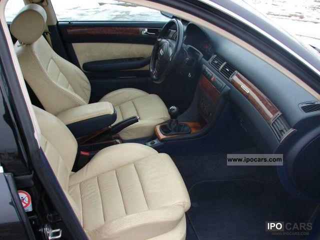 2000 audi a6 2 7t quattro manual climatronic car photo and specs rh ipocars com 2000 audi a6 4.2 quattro owners manual audi a6 2000 workshop manual