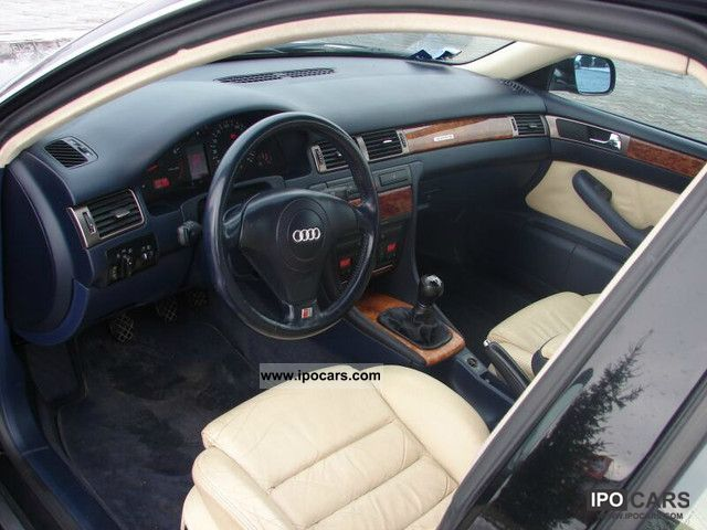 2000 Audi A6 2.7T Quattro Manual Climatronic - Car Photo and Specs