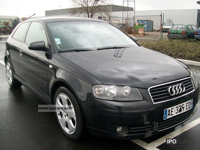 2003 audi a3 2 0 tdi ambiente car photo and specs. Black Bedroom Furniture Sets. Home Design Ideas