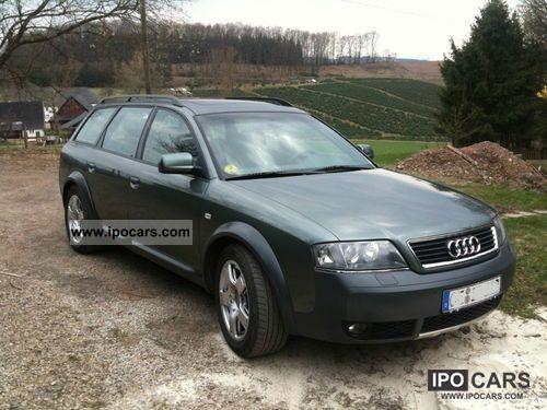 2000 Audi  A4 Allroad Estate Car Used vehicle photo