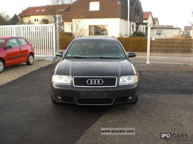 2003 Audi  * A6 2.5 TDI S-Line * 4 * € Estate Car Used vehicle photo