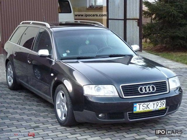 2002 audi a6 c5 car photo and specs. Black Bedroom Furniture Sets. Home Design Ideas