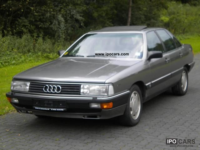 1985 Audi 200 Turbo Collector Grade 2 Hand Car