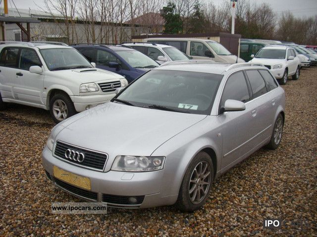 2002 audi a4 avant 3 0 quattro car photo and specs. Black Bedroom Furniture Sets. Home Design Ideas