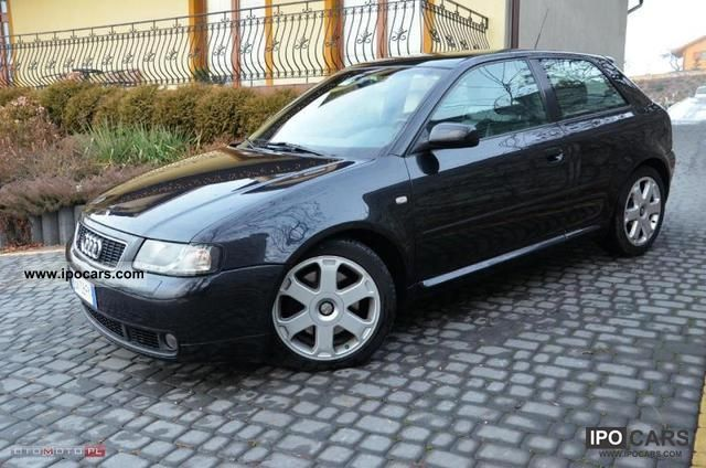 2000 Audi S3 S3 Quattro Car Photo And Specs