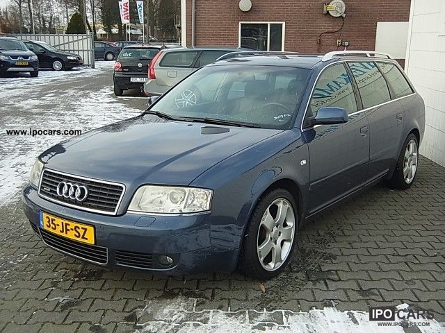 2002 audi a6 avant 2 5 v6 tdi quattro tiptronic5 exclusive car photo and specs. Black Bedroom Furniture Sets. Home Design Ideas