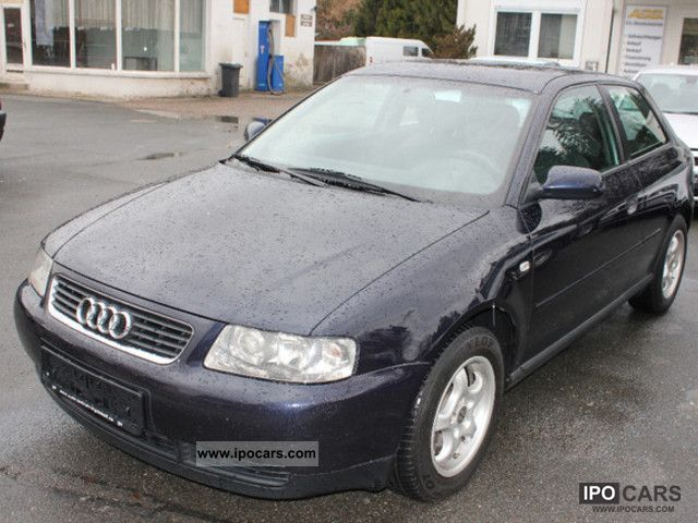 2002 Audi  A3 1.9 TDI Attraction * AIR * ALU * 131HP Other Used vehicle photo