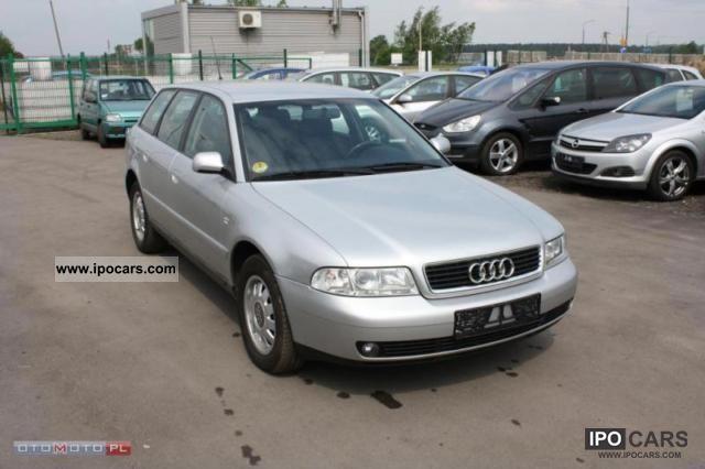 2001 Audi  A4 TDI Estate Car Used vehicle photo