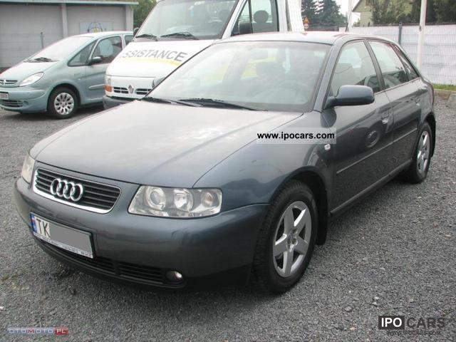 2002 Audi  1.6 B Small Car Used vehicle photo