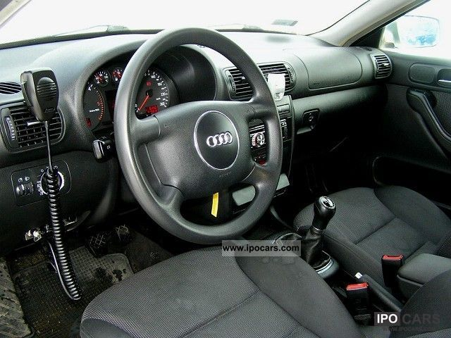 2001 audi a3 1 9 tdi 130 km klimatr bdb zobacz stan car photo and specs. Black Bedroom Furniture Sets. Home Design Ideas