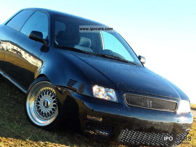 Audi  A3 / S3 1.8 T * SINGLE PIECE * TUNING ITS BEST 1998 Tuning Cars photo