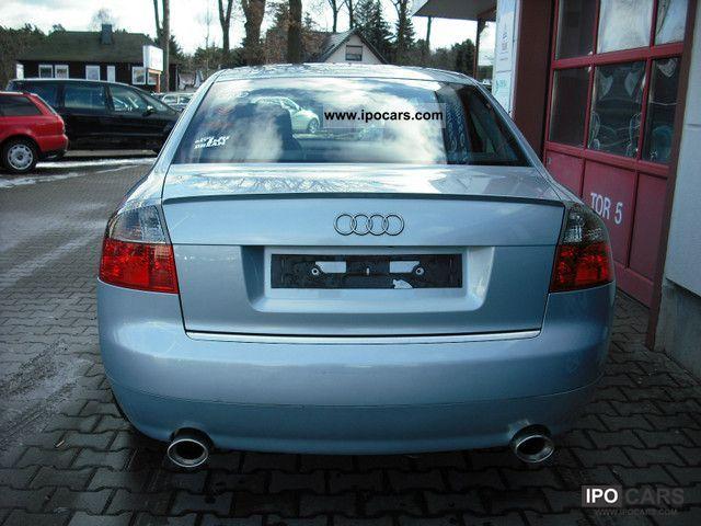 2002 Audi  A4 2.0 abnehmb. AHZV climate control Limousine Used vehicle photo