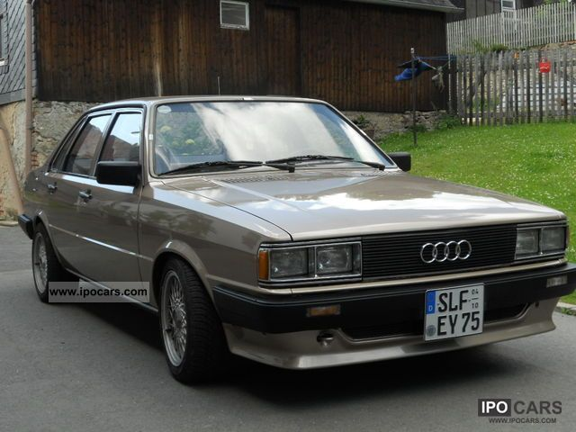 1984 audi 80 b2 no rs4 rs6 s4 s6 car photo and specs. Black Bedroom Furniture Sets. Home Design Ideas
