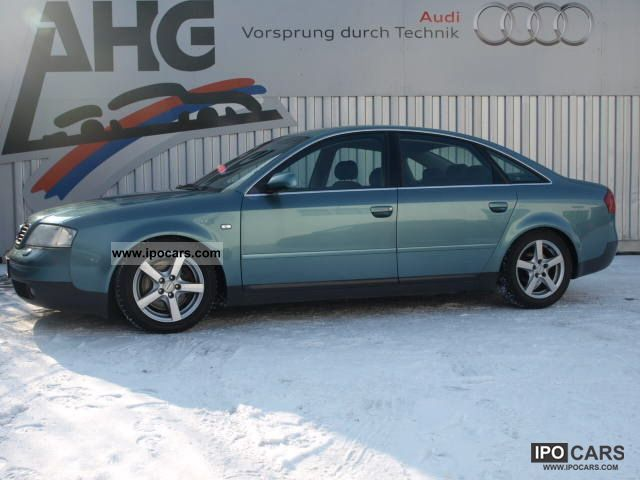 2000 Audi  A6 Saloon 2.8 - multitronic Limousine Used vehicle photo