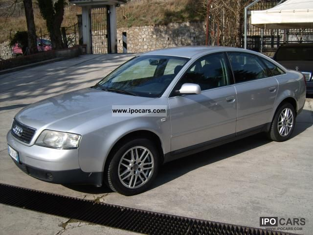 2000 audi a6 2 5 v6 quattro tdi 180 cv am n car photo and specs. Black Bedroom Furniture Sets. Home Design Ideas