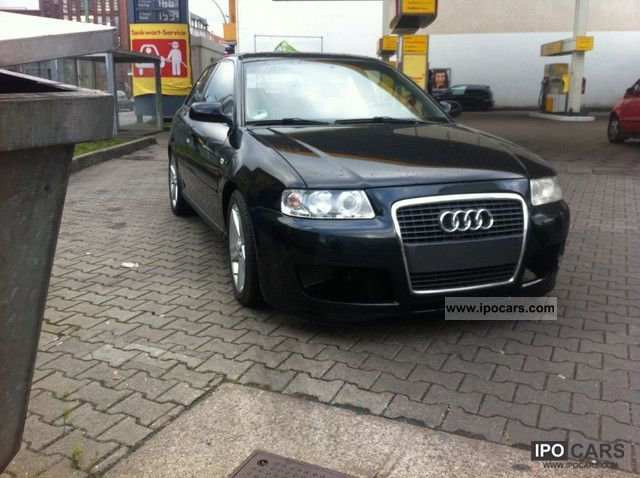 2001 Audi  1.8 T Singelframe, leather sport seats, air conditioning, 17 \ Limousine Used vehicle photo