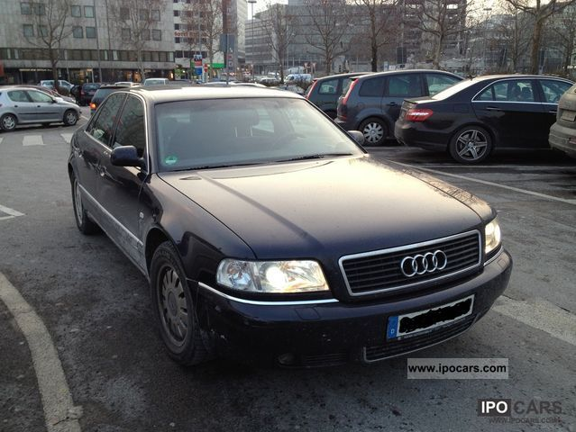 1999 Audi  A8 2.8 Limousine Used vehicle photo