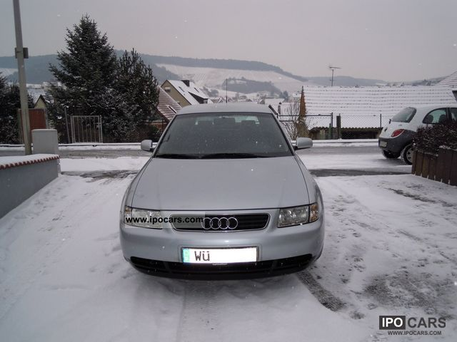 1999 Audi  1.6 Attraction Limousine Used vehicle photo