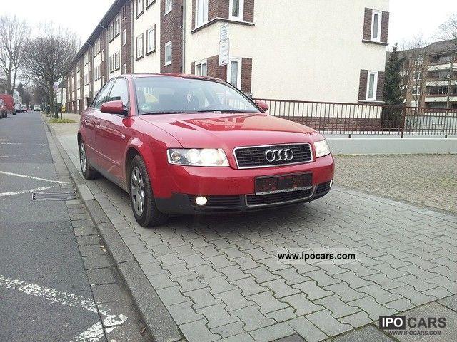 2002 Audi  A4 2.0 Limousine Used vehicle photo